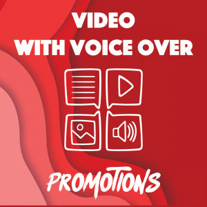 VIDEO WITH VOICE